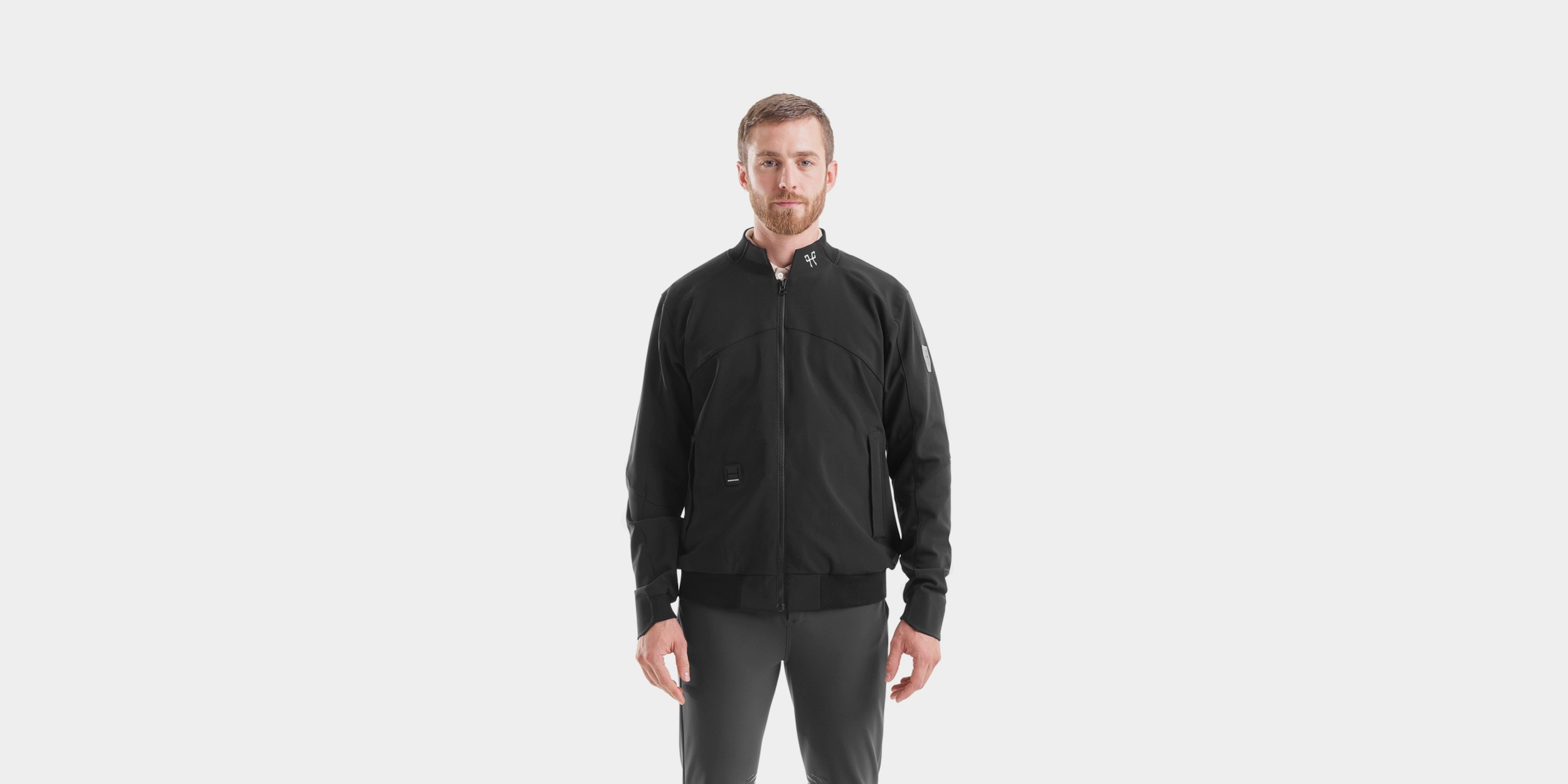 Bomber Compatible Airbag Homme