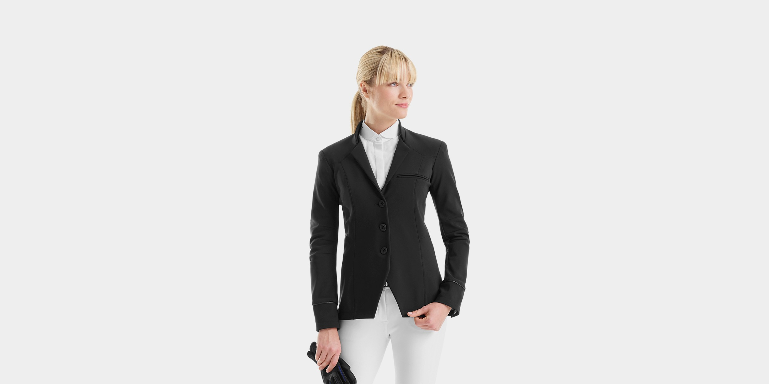 TAILOR MADE 2.0 - women's riding competition jacket