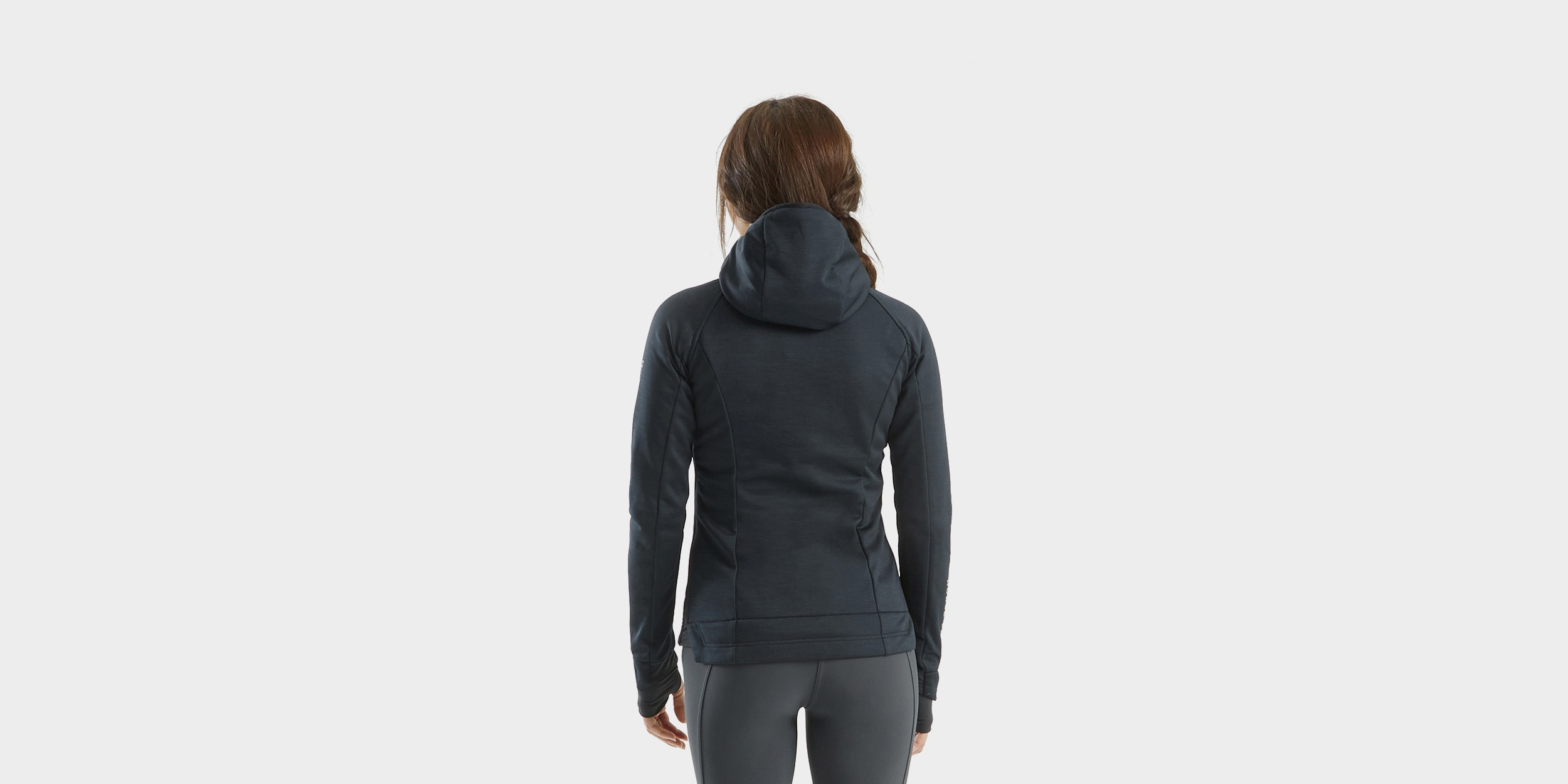 riding TEMPEST sweatshirt for woman
